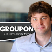 ceo of groupon andrew mason