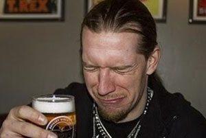 Foul Tasting Beer