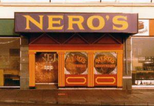 Neros Front Door 1981