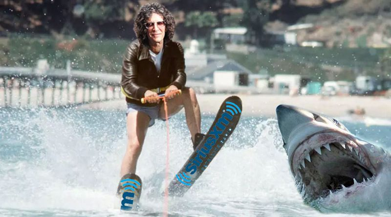 15 Ways The Howard Stern Show Jumped The Radio Shark