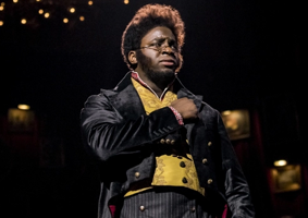 Onaodowan in Great Comet