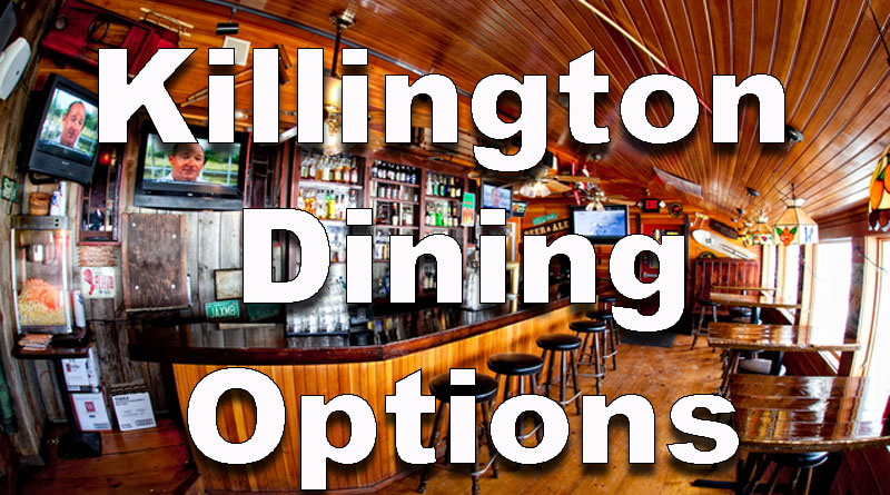 killington dining options