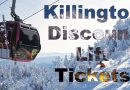 Killington Ski Lift Ticket Discounts for 2019/2020 Ski Season