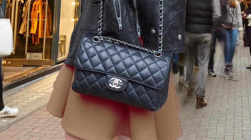 fake chanel handbag