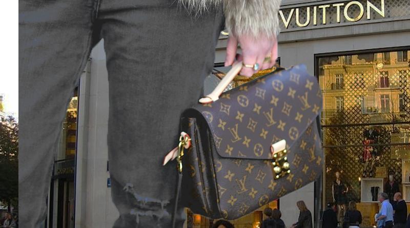 fake Louis Vuitton Handbag