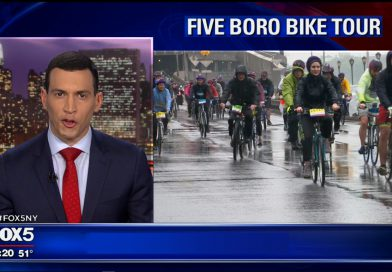 Confessions of a Five Boro Bike Tour Marshal