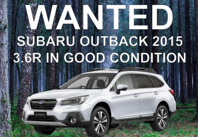 WANTED: Subaru Outback 2015 3.6R