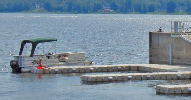 Floating Dock Cubes Become The New Boat Dock Standard