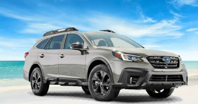2020 Subaru Outback Review
