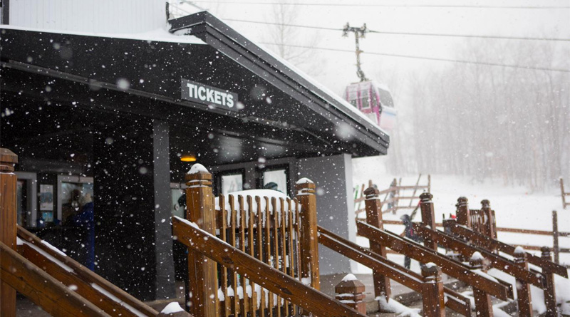 Killington Ticket Window