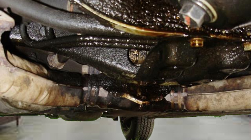 Subaru Outback Oil Leak