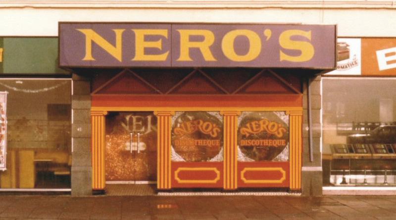 Nero's Nightclub in Portsmouth
