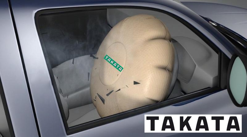 Subaru Outback Takata Airbags