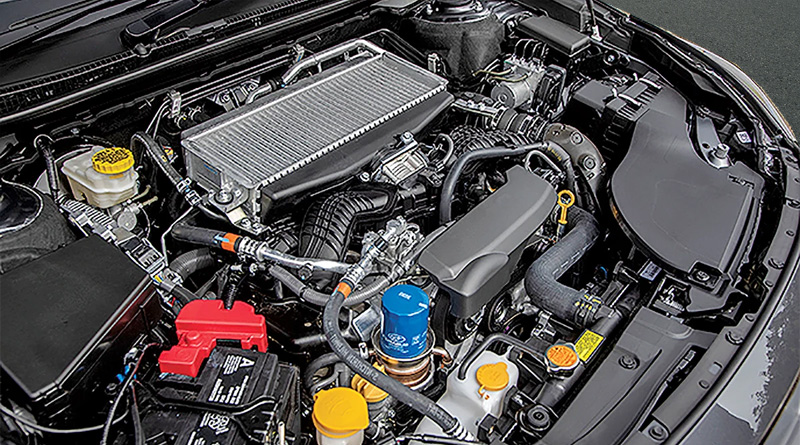 Subaru Outback Turbo